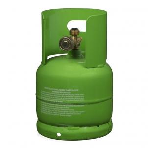 R410A  Kältemittel - 2,0 Kg, Eigentumsflasche